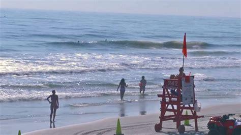 lifeguards full alert weekend daytona beach