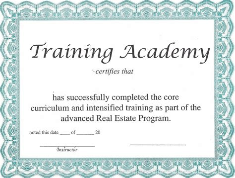 Certificate Programs Free by Blank Certificate Templates To Print Activity Shelter