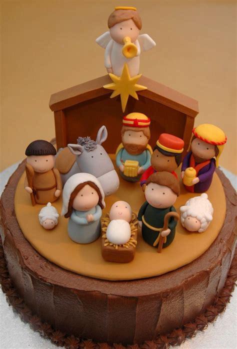 top  cute single tier christmas cakes unique happy