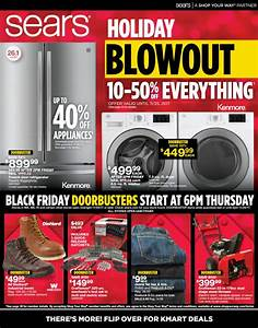 2017 Sears Black Friday Ad Scan SwagGrabber