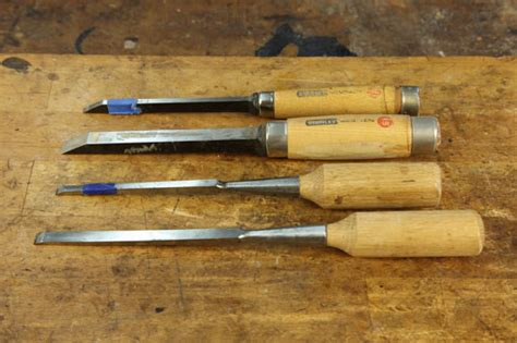 mortise chisel london pattern woodworking