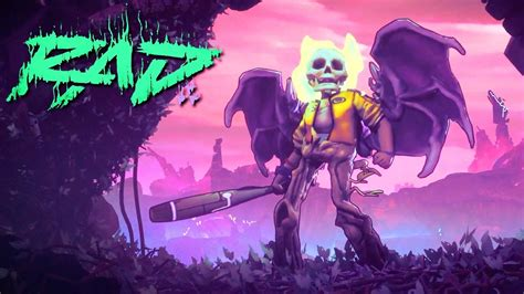 preview rad   refreshing post apocalyptic roguelike