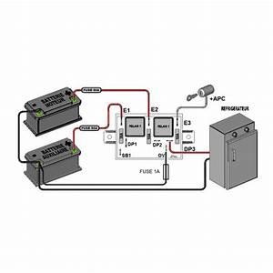 Coupleur Separateur Batterie Camping Car : coupleur s parateur 70a 300ah 3 d parts 12v scheiber ~ Medecine-chirurgie-esthetiques.com Avis de Voitures