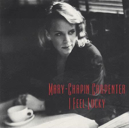 I Feel Lucky  Mary Chapin Carpenter  Set On Shuffle