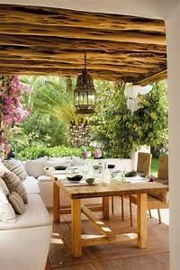 Le Meuble Rustique Pour Le Jardin  Voir Nos Id U00e9es