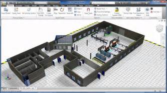 design factory 3d visual layout with factory design suite