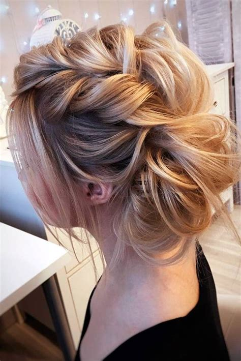lovely medium length hairstyles   weddings page