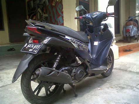 Suzuki Hayate 125 by Suzuki Hayate 125 Modifikasi Thecitycyclist
