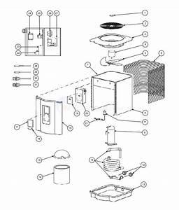 Hayward Heatpro Heat Pump - Hp50ta Parts