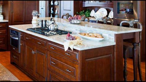 kitchen center island with sink center island cooktop kitchen designs youtube