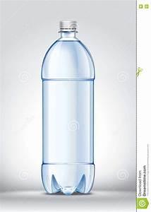 Bouteille En Plastique Vide : bouteille d 39 eau en plastique vide illustration de vecteur illustration du plastique cristal ~ Dallasstarsshop.com Idées de Décoration