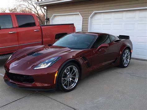 takes  total   corvette   tiny crack