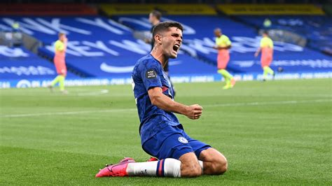 Christian Pulisic: USA, Chelsea star takes on FA Cup final ...
