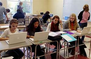 Should laptops be allowed in class?