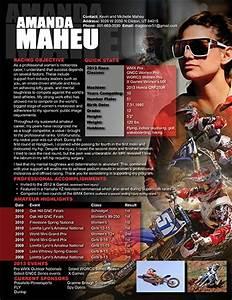 motocross resume sample nate39s room pinterest With free mx resume templates