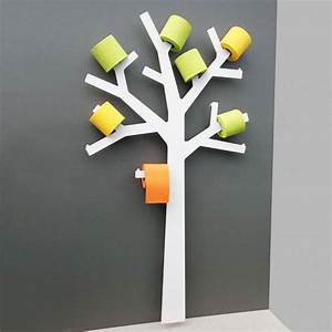10, Unique, Toilet, Paper, Holder, Designs, That, Your, Bathroom, Will, Thank, You, For, U22c6, The, Endearing, Designer