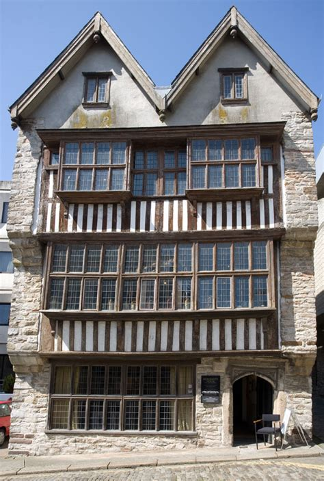 Merchant's House  Plymouth  Devon Guide