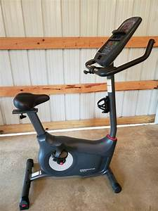 Schwinn 170 Upright Stationary Exercise Fitness Workout Bike