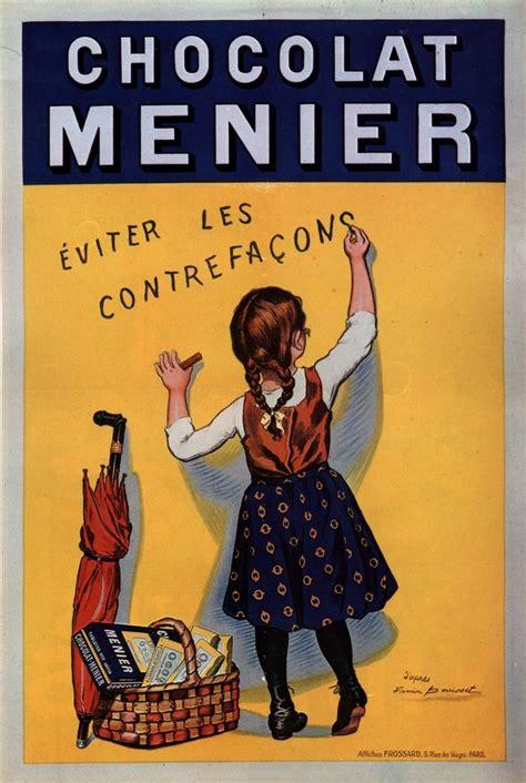 affiche cuisine retro 1000 idées à propos de publicités vintage sur