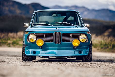 Lusty Vintage Bmw 2002 Driven By Petrolicious