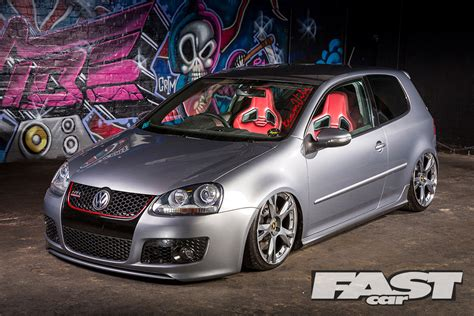 volkswagen golf modified modified mk5 vw golf gti edition 30 fast car