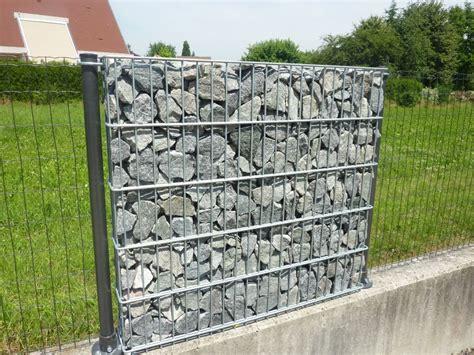 clotures mur en gabion portails automatiques et cl 244 tures aix en provence cloturaix