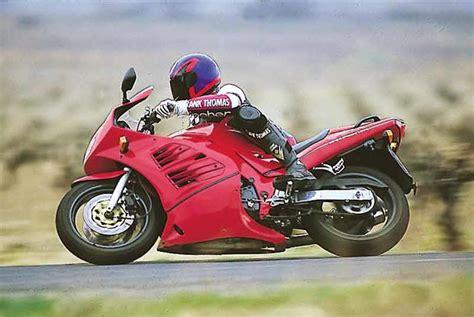 Suzuki Rf600 by Suzuki Rf600 1993 1997 Review Speed Specs Prices Mcn