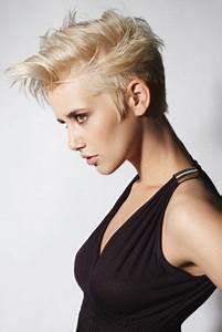 Coupe Mi Courte Femme : modele coupe cheveux court femme 2019 ~ Nature-et-papiers.com Idées de Décoration