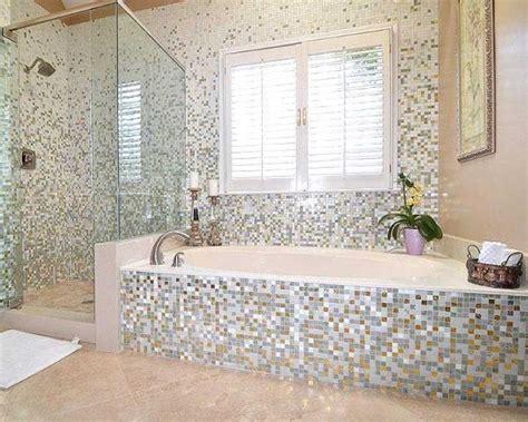 bathroom with mosaic tiles ideas mosaic tiles in your bathroom