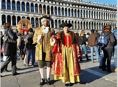 Programação do Carnaval de Veneza 2018