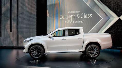 2019 mercedes truck price 2019 mercedes x class truck price usa concept