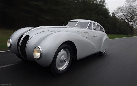 Bmw 328 Kamm Coupe 1940 Mille Miglia Widescreen Exotic