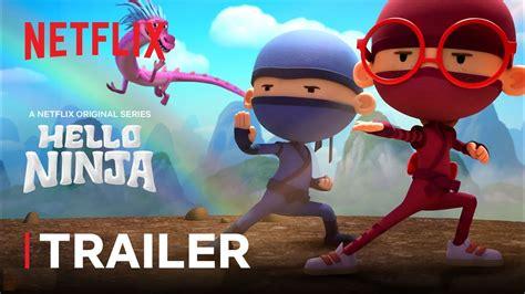 Hello Ninja Season 2 Trailer | Netflix Jr - YouTube