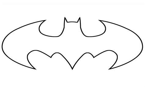 batman template logo coloring pages batman pumpkin template grig3 org