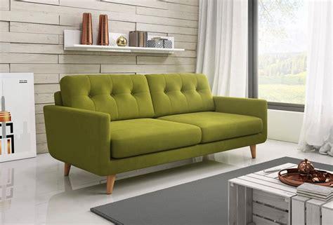 Sofa Grün by Inosign 3 Sitzer Sofa In Modernen Farben Kaufen Otto