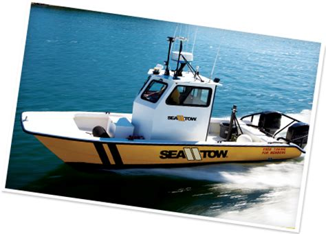 Yellow Boat Rental San Diego by Sea Tow San Diego Sea Tow
