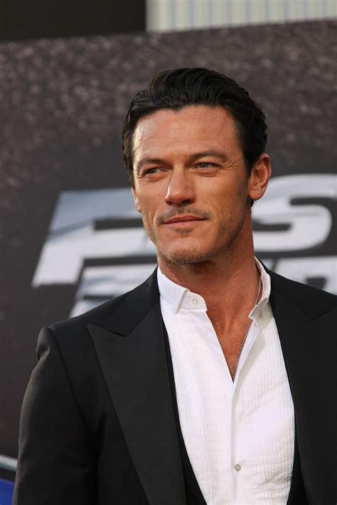 Luke Evans At The American Premiere Of Fast And Furious 6