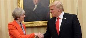 Trump attacks British PM Theresa May over her criticism of ...