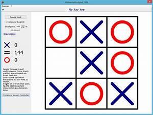 Tic Tac Toe Spiel : tic tac toe mathematik alpha ~ Orissabook.com Haus und Dekorationen