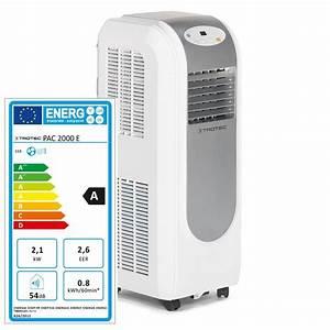 Mobile Klimageräte Ohne Abluftschlauch : test trotec mobiles klimager t und klimaanlage pac 2000 e ~ Watch28wear.com Haus und Dekorationen