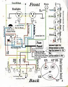 1970 Jeep Cj5 Wiring Diagram