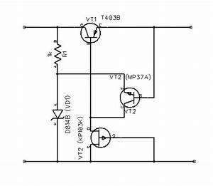 the voltage regulator with a field effect transistor With mosfet regulator circuit