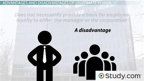 legitimate power  leadership definition
