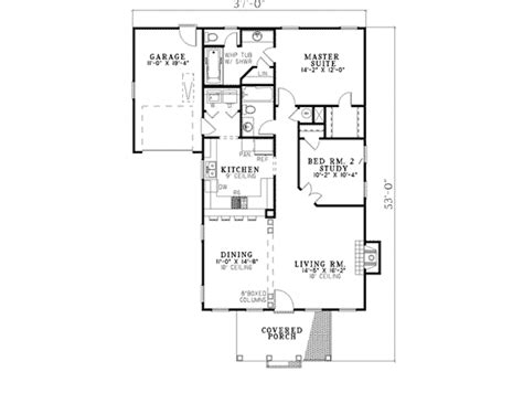 whitney pointe colonial home plan   house plans