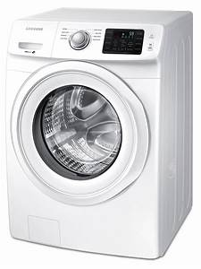 Samsung White Front-load Washer  5 2 Cu  Ft  Iec   A5