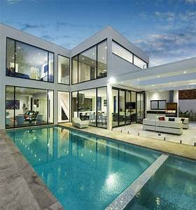 Contemporary, House, Architecture