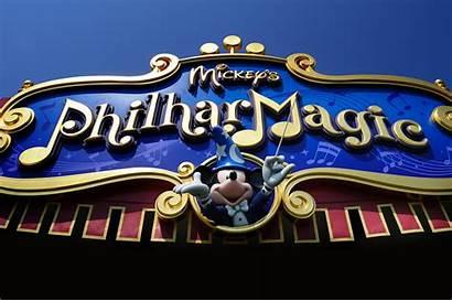 Disneyland Tokyo Mickey Philharmagic Fantasyland Map