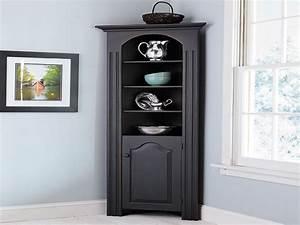 Corner Cabinet For Dining Room Small Corner Hutch Cabinet