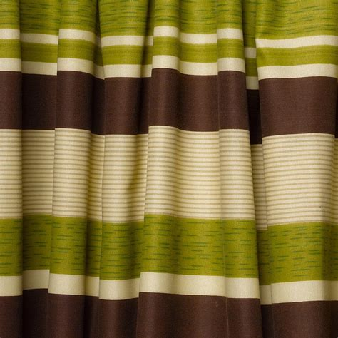 Living Room Curtains Pencil Pleat by Ready Made Fully Lined Pencil Pleat Striped Curtains