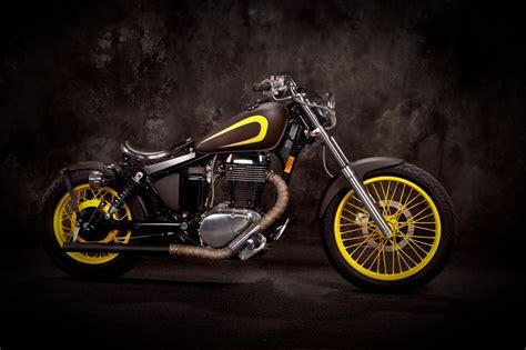 Suzuki Savage Bobber Kit by Suzuki Savage S40 Back Alley Bobbers Motorcycles